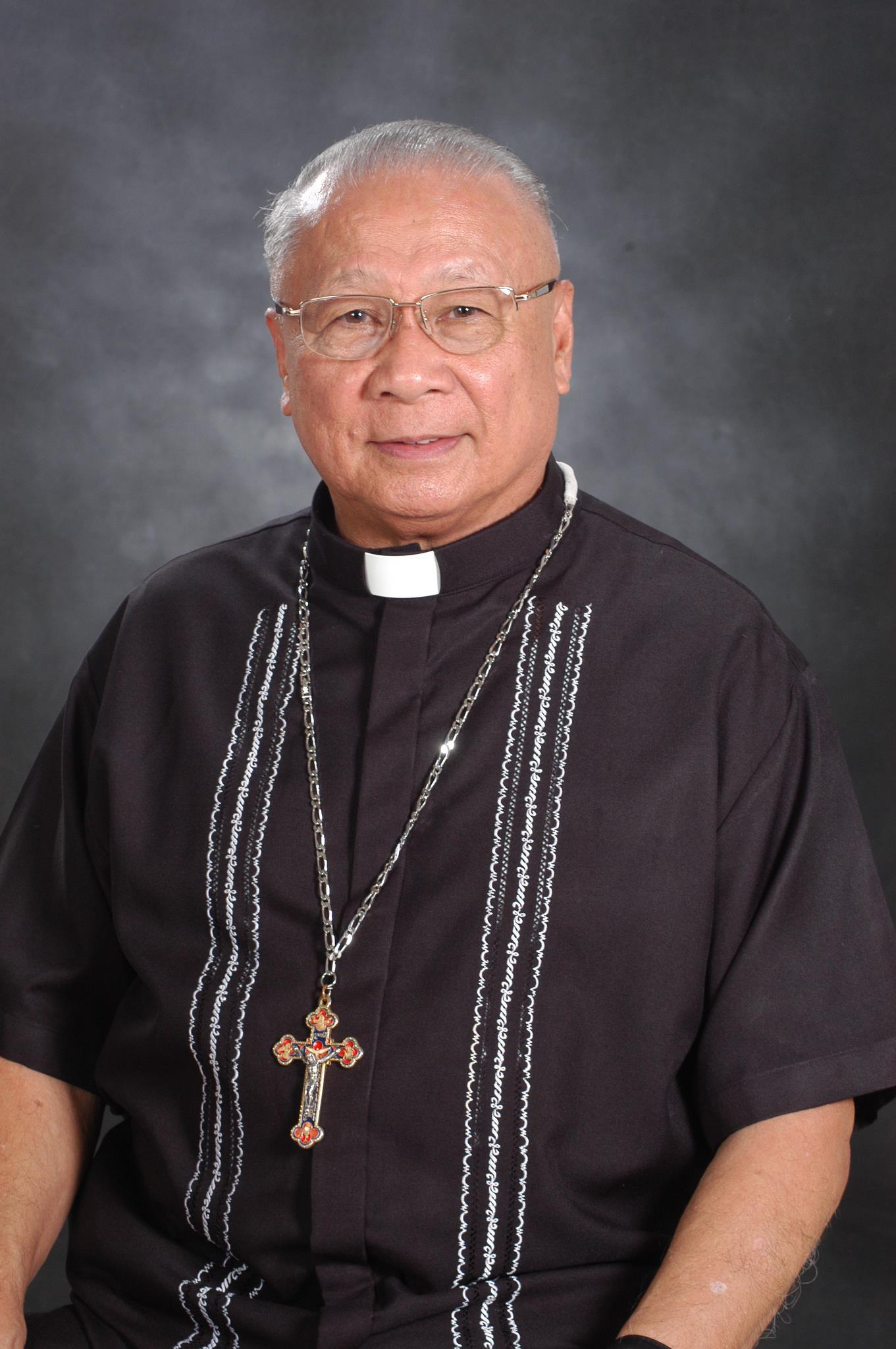 Bishop Jose C. Sorra