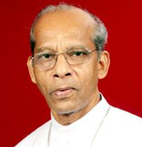 Bishop Emeritus Mar Thomas Chakiath