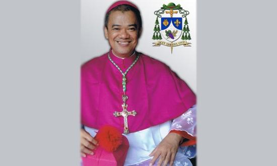 Bishop Alminaza