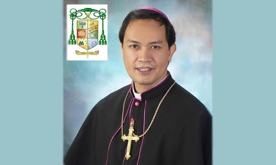 Bishop  Pablo Virgilio Siongco  David