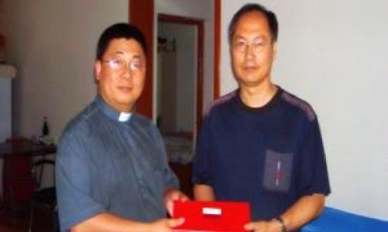 Father Zhao Hongchun
