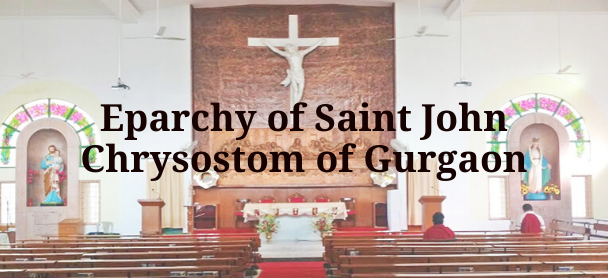 Eparchy of Saint John Chrysostom of Gurgaon