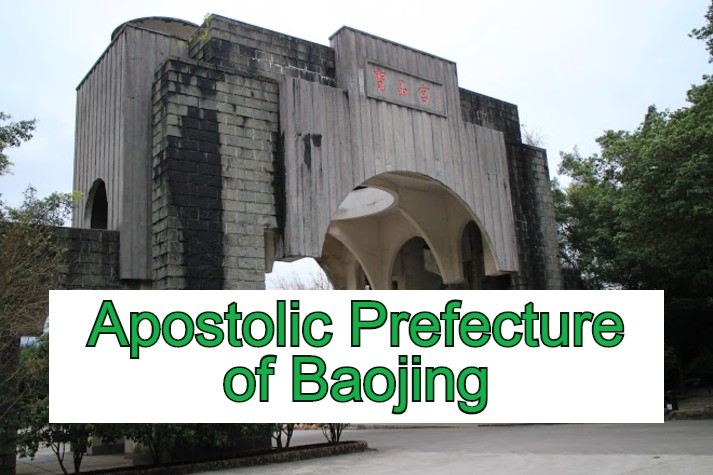 Apostolic Prefecture of Baojing