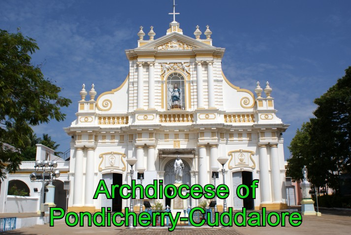 Archdiocese of Pondicherry-Cuddalore
