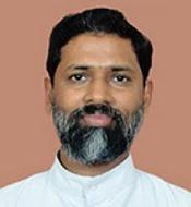 Fr.  Shaiju Pariyathussery, B.Ph., M.A. (Eng.)