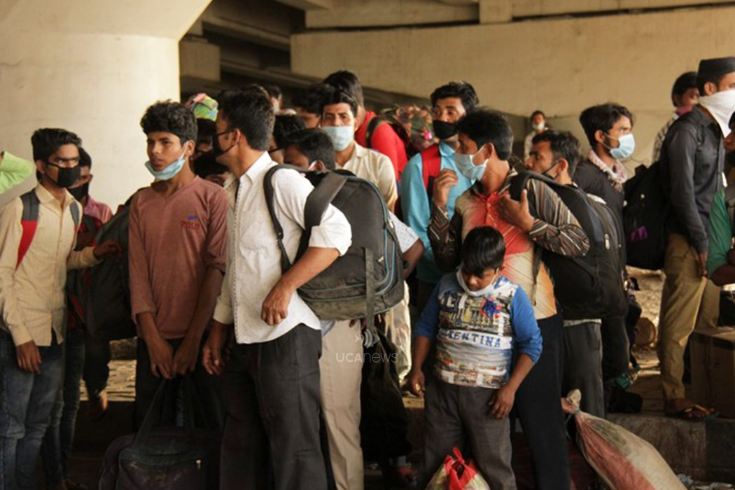 The exodus of Indian migrants