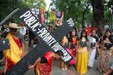 Manila passion procession