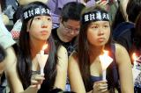 Hong Kong remembers Tiananmen