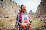 Image gallery of Rana Plaza - one year on.