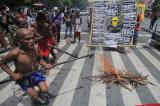 Image gallery of Philippine tribals have little to celebrate.
