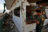 Image gallery of The siege of Zamboanga 12 months on.