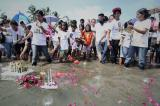 Image gallery of All Souls' Day in Bangladesh and the Philippines.
