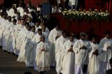 Image gallery of Sri Lanka gets first saint.