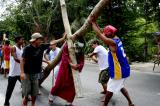 Image gallery of The Philippines commemorates Holy Week.