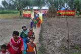 Image gallery of India-Bangladesh border enclaves.