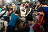 Image gallery of Bangkok bomb explosion at religious shrine.