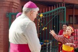 Nepal welcomes Archbishop Diquattro