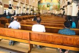 Sri Lankan Catholics come in from the cold