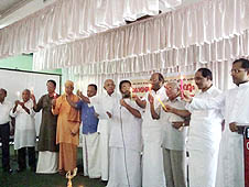 Church aims for peace with Ramayana reading