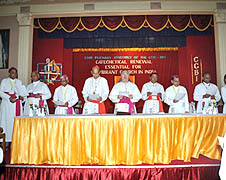 Conference of Catholic Bishops in India  meet in Chennai