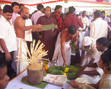 Hindu marriages conducted in the church premises