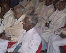 Thamarassery diocese honors migrants at a gathering in Koodaranji