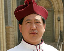 Bishop voted Chinese Catholic of 2010