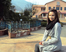 Nepalese put hope in growing tourism