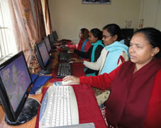 South Asia Nazareth nuns to go digital