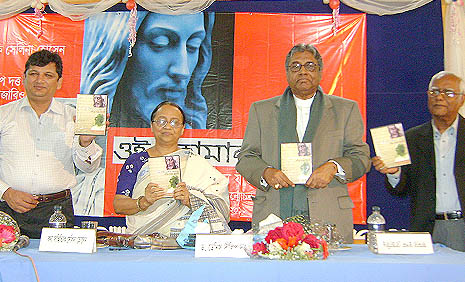 Bangladesh director portrays Jesus in DVD