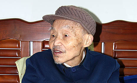 Bishop Augustine Hu of Shiqian