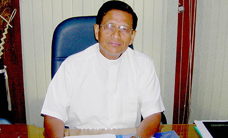 Church leader calls for peace dialogue