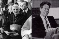 Ratzinger and Kung: Parallels and divergences