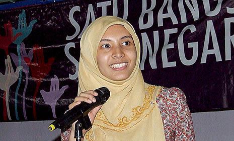 Malaysia 'not an Islamic state'