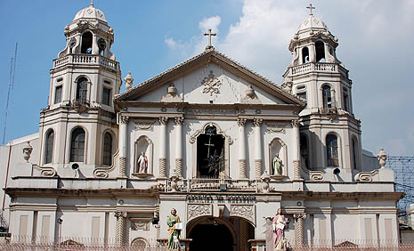 The Quiapo Church