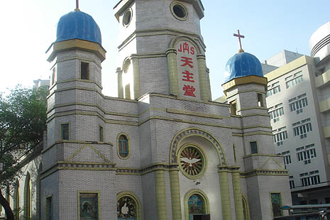 Urumqi bishop calls for family altars