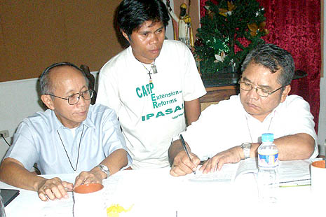 Bishop seeks Aquino's help in land case