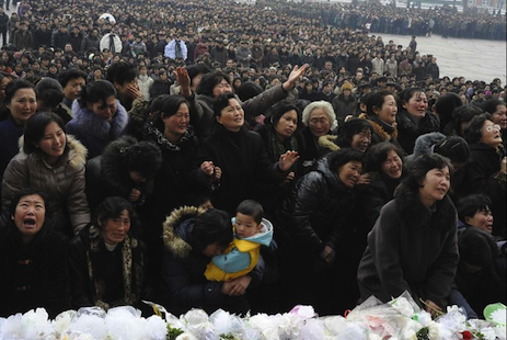 Signs of discontent are appearing in North Korea