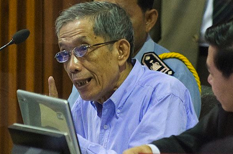 Rights groups concerned by conduct of Khmer Rouge trial