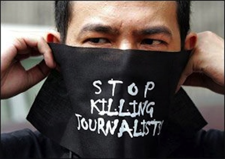 Violence, apathy imperil journalists