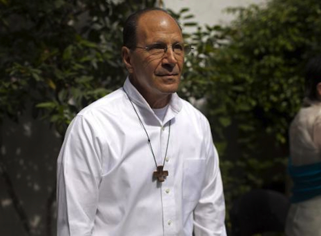 Priest who fights drugs cartels says Church is stopping him