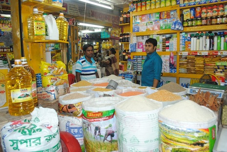A global price hike in food items will hit poor hardest in Bangladesh