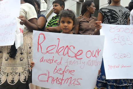 Bishop intervenes on behalf of Tamil asylum seekers