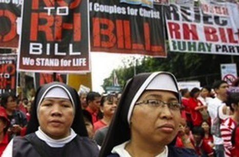 Have the Philippine bishops lost their power over people?