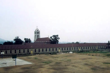 Montecorvino Major Seminary in Shanxi province