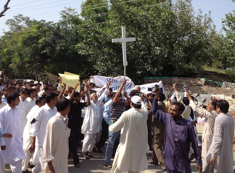 Pakistan's double standard on religious insults