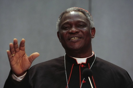 Own goal as cardinal admits interest in being next pope