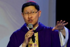 Tagle pushes for people power in Church