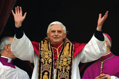 Pope Benedict's post-resignation title announced