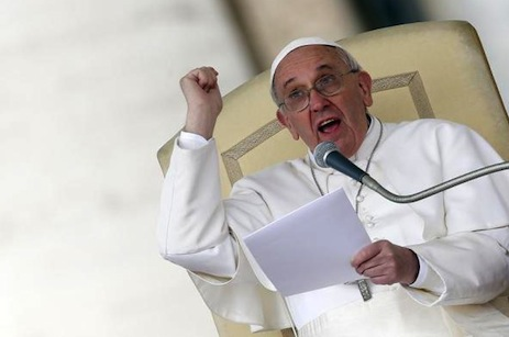 Pope Francis stresses importance of women in the Church